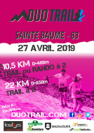 DUO TRAIL® SAINTE BAUME | MAZAUGUES : 10,5KM - 22 KM