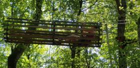 ROC AVENTURE : Parc accrobatique en hauteur