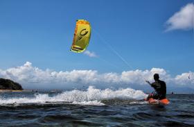 kitesurf Paddle et Windsurf avec Hotschool