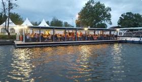 Base nautique restaurant l'embarcadere