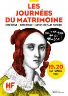 6e Edition des Journées du Matrimoine