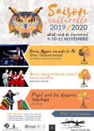 Saison Culturelle #2019 #2020