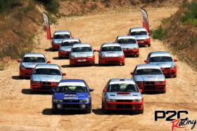 P2C Racing - Stages de Pilotage Rallye Terre