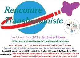 Retour sur Transvision Madrid 2021 + Débat Transhumaniste