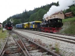 Train Touristique Le Coni'Fer aux Hôpitaux-Neufs
