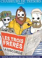 """Chasse aux trésors """"Les trois frères"""""""