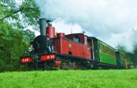 Musée des tramways à Vapeur et Chemin de fer Secondaire