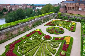 palais et jardins de la berbie à albi