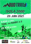 DUO TRAIL® MERCANTOUR | ISOLA 2000 : 9KM-22KM