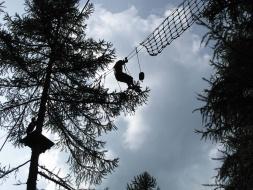 Fôret Sensations - Parcours Acrobatique