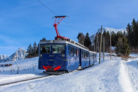 Tramway du Mont-Blanc