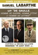 Samuel Labarthe lit De Gaulle