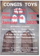CONGISTOYS  Salon du Jouet Ancien