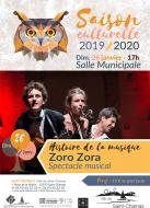 Saison Culturelle  #2020