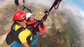 SkyWalk'Air - Baptème de l'air en parapente biplace