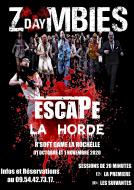 Zombies Day La Horde