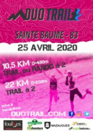 DUO TRAIL® SAINTE BAUME | MAZAUGUES : 10,5KM - 22 KM
