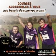 La Renversante 6'trouille, course à obstacles en Isère
