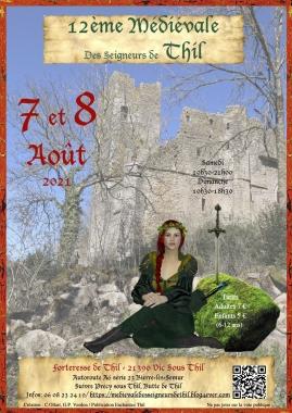12ème fête Médiévale des Seigneurs de Thil