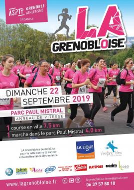 LA Grenobloise - 10ème édition