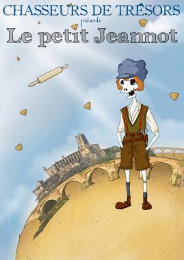 """Chasse aux trésors """"Le petit Jeannot"""""""