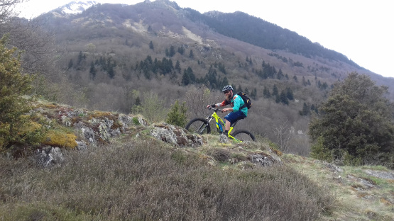 Luz Bikes VTT - sorties encadrées en VTT électrique
