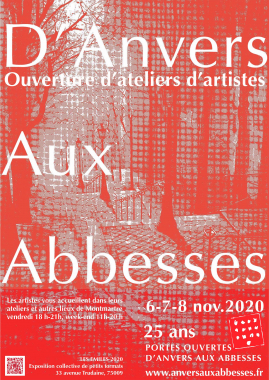 Portes ouvertes d'Anvers aux Abbesses