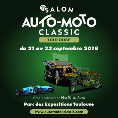 Auto Moto Classic Toulouse