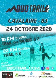 DUO TRAIL® COTE D'AZUR | CAVALAIRE-SUR-MER : 11 KM-22KM
